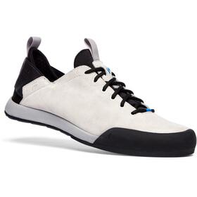 Black Diamond Session Suede Shoes Men, wit/zwart